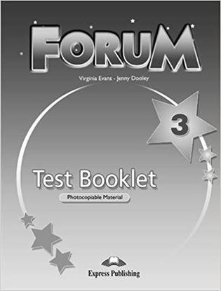 Εικόνα της FORUM 3 TEST BOOKLET (INTERNATIONAL)