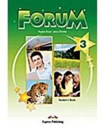 Εικόνα της FORUM 3 STUDENT'S PACK 1 (GREECE) (S'S ,ieBOOK) REVISED