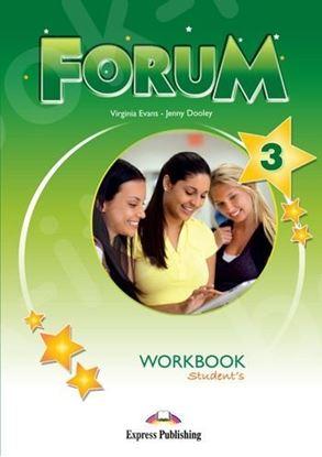 Εικόνα της FORUM 3 WORKBOOK REVISED