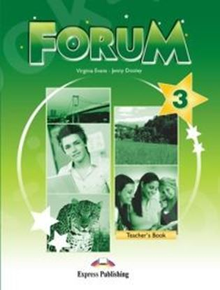 Εικόνα της FORUM  3 TEACHER'S BOOK REVISED