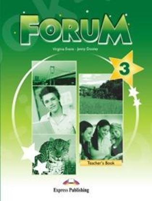 Εικόνα της FORUM  3 TEACHER'S BOOK REVISED