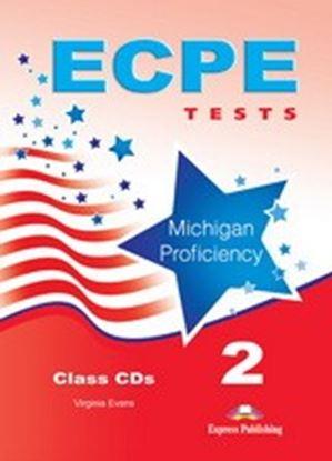 Εικόνα της ECPE 2 TESTS FOR THE MICHIGAN PROFICIENCY CLASS CDS SET OF 4 REV ISED