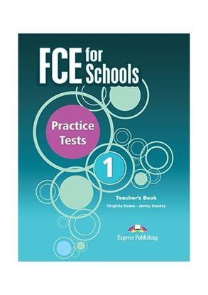 Εικόνα της FCE FOR SCHOOLS PRACTICE TESTS 1 TEACHER'S BOOK REVISED (INTERNA TIONAL)