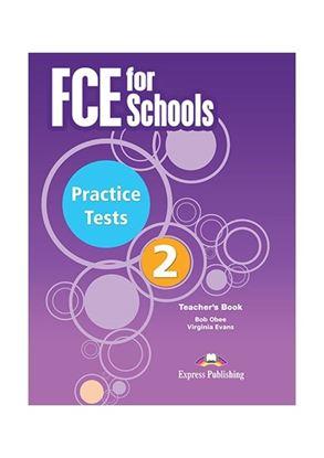 Εικόνα της FCE FOR SCHOOLS PRACTICE TESTS 2 TEACHER'S BOOK REVISED (INTERNA TIONAL)