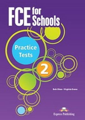 Εικόνα της FCE FOR SCHOOLS PRACTICE TESTS 2 CLASS CD'S REVISED (SET OF 4) ( INTERNATIONAL)
