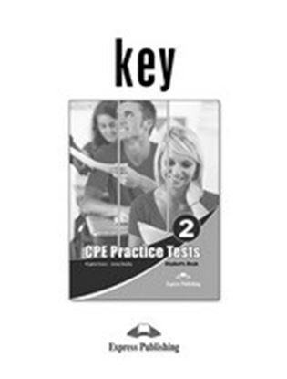 Εικόνα της CPE PRACTICE TESTS 2 KEY