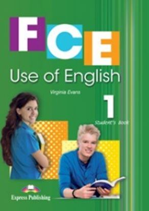 Εικόνα της FCE USE OF ENGLISH 1 STUDENT'S BOOK (NEW-REVISED)