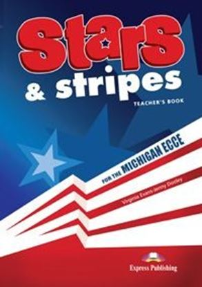 Εικόνα της STARS & STRIPES MICHIGAN ECCE TEACHERS BOOK REVISED OVERPRINTED (NEW)