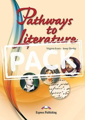 Εικόνα της PATHWAYS TO LITERATURE STUDENT'S PACK(S'S & CLASS AUDIO CDs SET OF 4 (3 CDs + 1 DVD)-INTERNATIONAL)