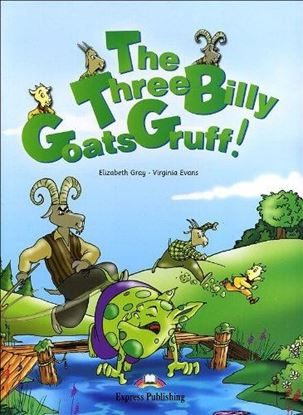 Εικόνα της THE THREE BILLY GOATS GRUFF SET (WITHMULTIROM PAL)