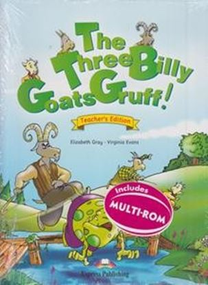Εικόνα της THE THREE BILLY GOATS GRUFF TEACHER'SPACK SET WITH MULTIROM PAL