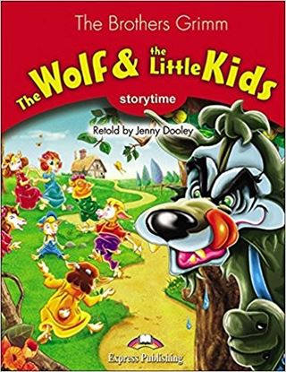 Εικόνα της THE WOLF AND THE LITTLE KIDS STUDENT'S PACK 3 (S'S + AUDIO CD)