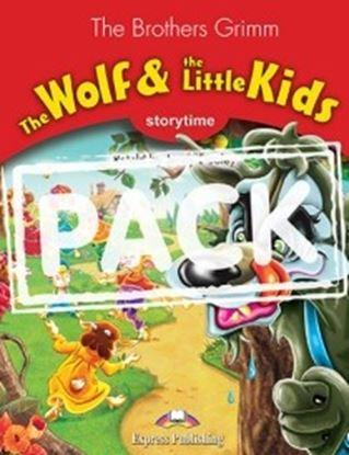 Εικόνα της THE WOLF AND THE LITTLE KIDS SET WITH MULTI-ROM PAL -