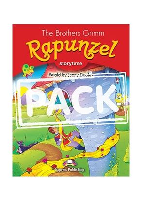 Εικόνα της RAPUNZEL S'S PACK WITH DVD & CD