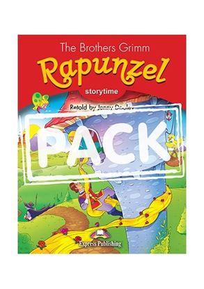 Εικόνα της RAPUNZEL S'S PACK WITH DVD & CD