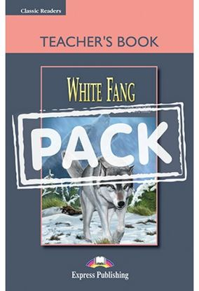 Εικόνα της White Fang Teacher's Book With Board Game