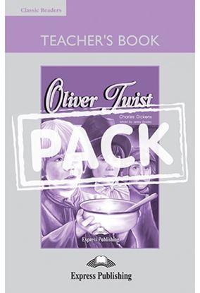 Εικόνα της Oliver Twist Teacher's Book With Board Game