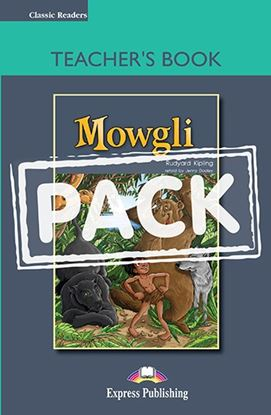 Εικόνα της Mowgli Teacher's Book With Board Game