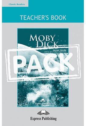 Εικόνα της Moby Dick Teacher's Book With Board Ga me