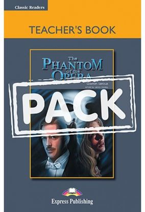 Εικόνα της The Phantom of the Opera Teacher's Boo k With Board Game
