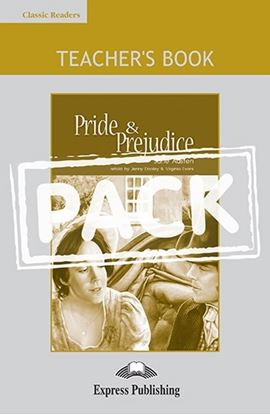 Εικόνα της Pride & Prejudice Teacher's Book WithBoard Game