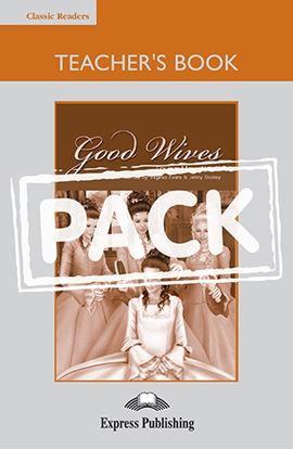 Εικόνα της Good Wives Teacher's Book With Board G ame