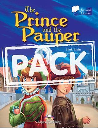 Εικόνα της THE PRINCE & THE PAUPER FAVOURITE CLASSIC READER WITH CD