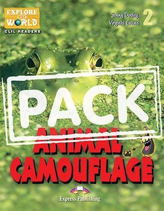 Εικόνα της ANIMAL CAMOUFLAGE (EXPLORE OUR AMAZING  WORLD) TEACHER'S PACK