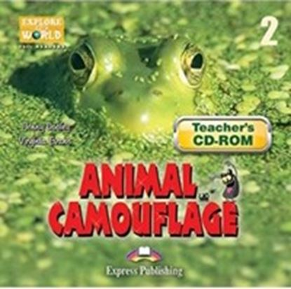Εικόνα της ANIMAL CAMOUFLAGE (EXPLORE OUR AMAZING WORLD) T'S CD-ROM