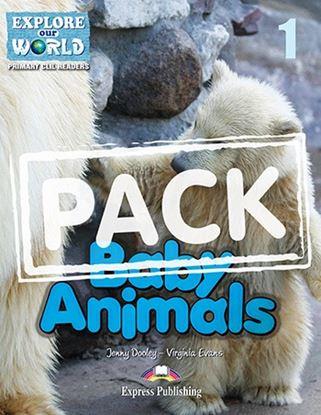 Εικόνα της BABY ANIMALS (EXPLORE OUR AMAZING WORLD) TEACHER'S PACK (WITH AP PLICATION & CD-ROM)