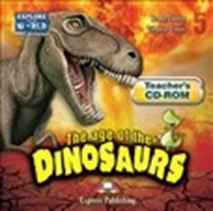 Εικόνα της THE AGE OF DINOSAURS (EXPLORE OUR AMAZ ING WORLD) CD-ROM