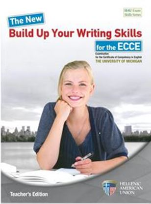 Εικόνα της BUILD UP YOUR WRITING SKILLS ECCE TCHR'