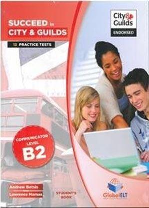 Εικόνα της SUCCEED IN CITY AND GUILDS C1EXPERT PRACTISE TESTS 2016 SB