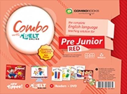 Εικόνα της Combo with BELT Online Pack Pre JuniorClass New Yippee Red