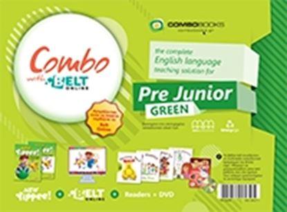 Εικόνα της Combo with BELT Online Pack Pre Junior Class New Yippee Green