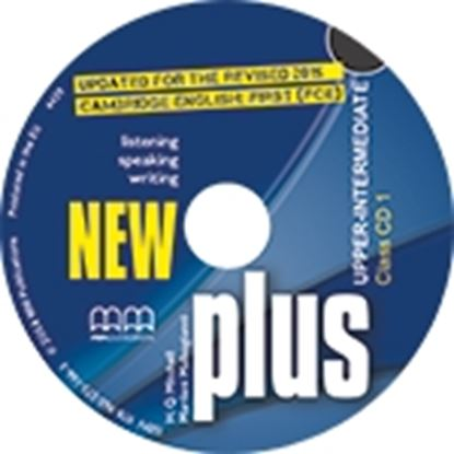Εικόνα της New Plus Upper-Intermediate - Class CD   (Rev. FCE 2015)