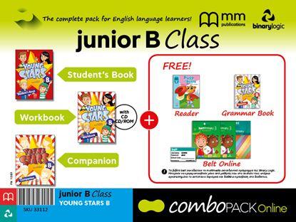 Εικόνα της Combo with BELT Online Pack Jb Class Young stars Β