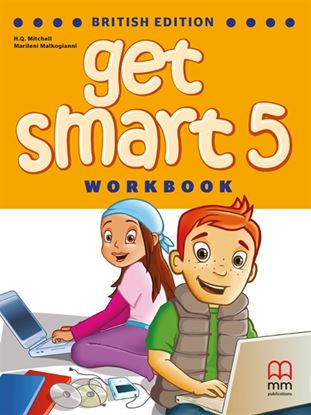 Εικόνα της Get Smart 5 - Workbook (BR) (IncludesCD)