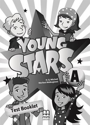 Εικόνα της Young Stars A - Test Booklet