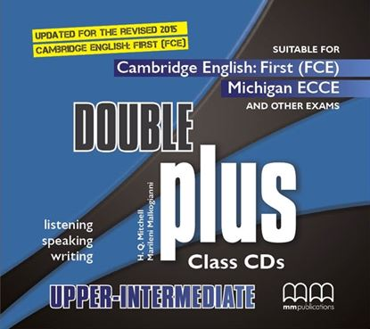 Εικόνα της DOUBLE PLUS Upper-Intermediate (Rev. FCE 2015) Class CD