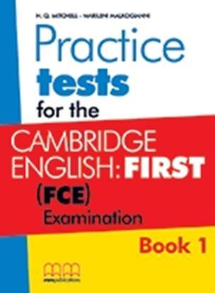 Εικόνα της Practice Tests For The Revised FCE 2015 Student's Book (Part 1)