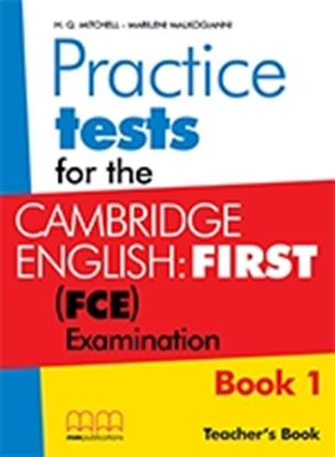 Εικόνα της Practice Tests For The Revised FCE 2015 Teacher's Book (Part 1)
