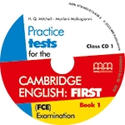 Εικόνα της PracticeTests For The Revised FCE 2015   Class CD  (Part 1)