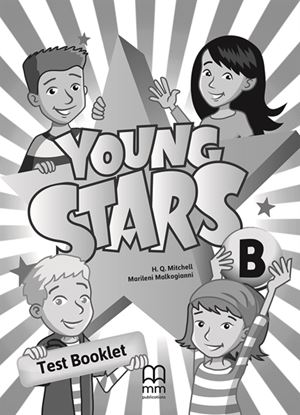 Εικόνα της YOUNG STARS B' Test Booklet