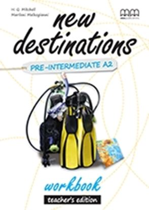 Εικόνα της NEW DESTINATIONS  Pre-Intermediate Workbook (Teacher's edition)