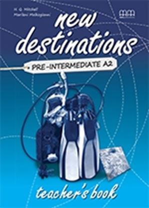 Εικόνα της NEW DESTINATIONS  Pre-Intermediate Teacher's Book