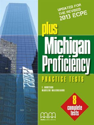Εικόνα της PLUS MICHIGAN ECPE PR.TESTS S.B. 2013