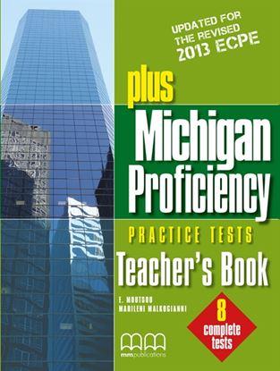 Εικόνα της PLUS MICHIGAN ECPE PR.TESTS T.B. 2013