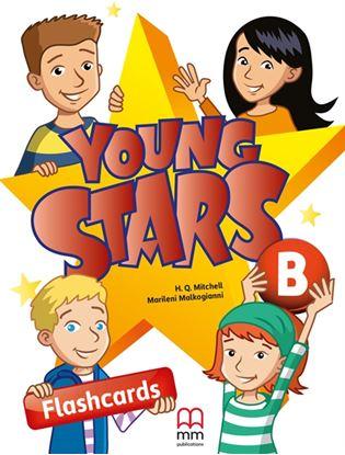 Εικόνα της YOUNG STARS Β' FLASHCARDS