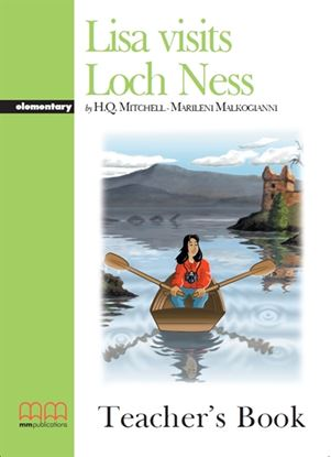 Εικόνα της LISA VISITS LOCH NESS T.B. (V.2)